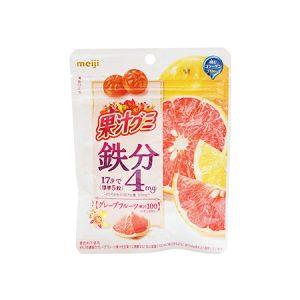 果汁グミ 鉄分