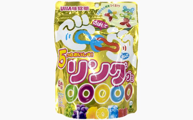 UHA味覚糖「ゴリンググミ」