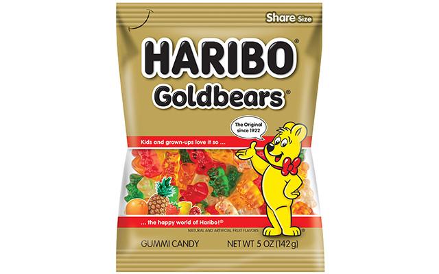 HARIBO Goldbären(ハリボー ゴールドベア)